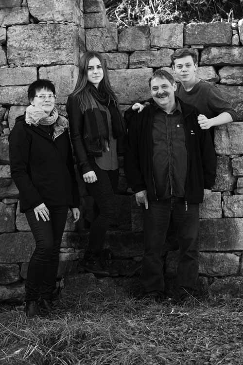 Die Familie Lützkendorf